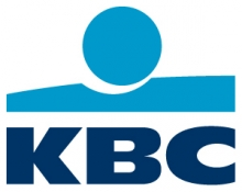 Logo KBC bank