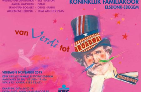 2019-11-08 Van Verdi tot Broadway