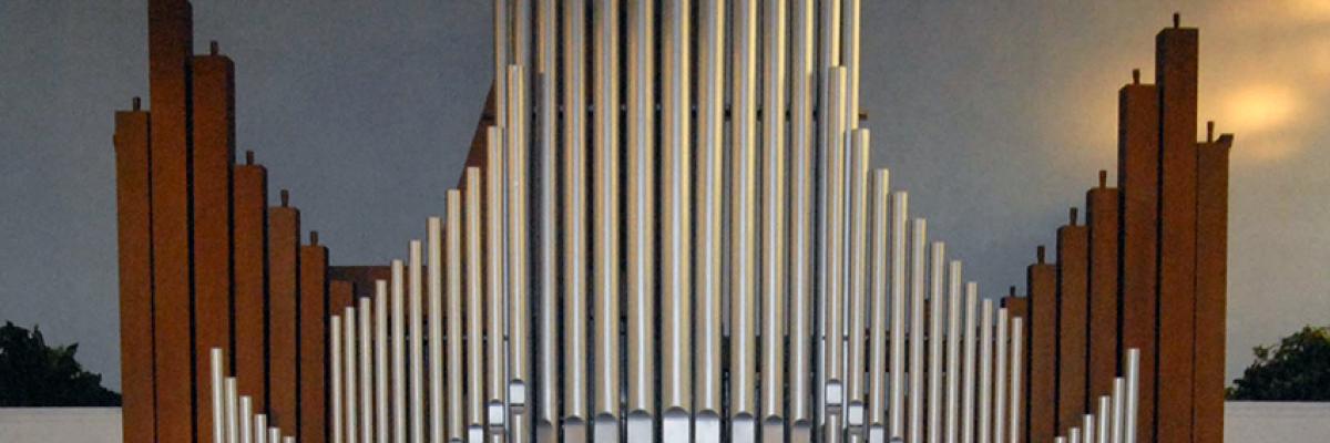 Koninklijk familiakoor orgel